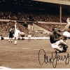 Signed Alex Young Everton Photo