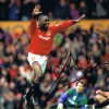 Signed Andy Cole Ipswich Town Photo