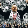 Signed Billy Davies Derby County Photo
