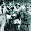 Signed Bobby Robson Mick Mills Ipswich FA Cup 1978 Photo