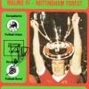 Signed Frank Clark Larry Lloyd Nottingham Forest 1979 Programme