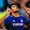 Signed Diego Costa Chelsea Photo
