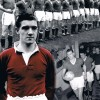 Signed Bill Foulkes Manchester United Photo