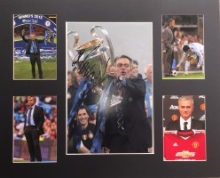 Signed Jose Mourinho Photo