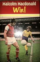Signed Malcolm Macdonald Book