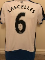 Signed Jamaal Lascelles Newcastle Shirt