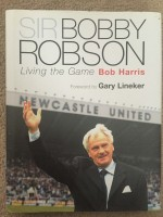 Signed Bobby Robson Autobiography
