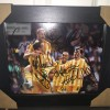 Signed and framed Newcastle 2009/2010 photo