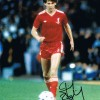 Signed Jim Beglin Liverpool Photo