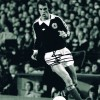 Signed Joe Jordan Scotland Photo