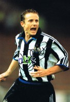 Signed Kevin Gallagher Newcastle Photo