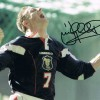 Signed Kevin Gallagher Scotland Photo