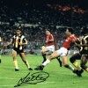 Signed Lee Martin Manchester United Photo