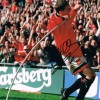 Signed Lee Sharpe Manchester United Photo
