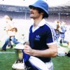Signed Mick Mills Ipswich Town FA Cup Photo