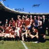 Signed Manchester United 1977 FA Cup Final Photo