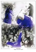 Signed Mark Hately Montage