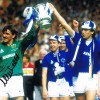 Signed Neville Southall Everton Photo