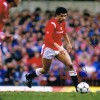 Signed Paul McGrath Manchester United Photo