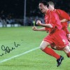 Signed Robbie Fowler Liverpool Photo