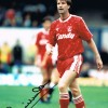 Signed Ronnie Whelan Liverpool Photo