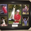 Signed Rory McIlRoy Montage