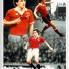 Signed Steve Coppell Manchester United Montage