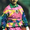 Signed Neville Southall Wales Photo