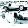 Signed Stirling Moss Autograph Photo