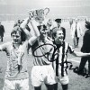Signed Dennis Tueart Manchester City 1976 Photo