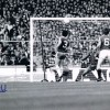 Signed Norman Whiteside FA cup Final 1983 Photo