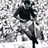 Signed Alan Gowling Manchester United Photo