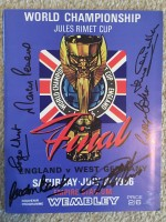 Signed-England-1966-World-Cup-Final-Replica-Programme-Hurst-Peters-Hunt-Proof-271910484169