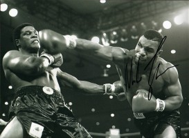 Signed-Iron-Mike-Tyson-Autograph-Boxing-Photo-Heavyweight-Proof-271889582397