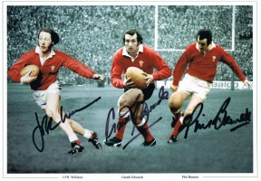 Signed-JPR-Williams-Gareth-Edwards-Phil-Bennett-Welsh-Rugby-Montage-Proof-271910111031