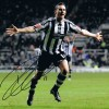 Signed-Peter-Lovenkrands-Newcastle-United-Autograph-Photo-Denmark-2-271885542826