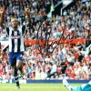 Signed-Saido-Berahino-West-Bromwich-Albion-Autographed-Photo-271900884556