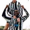 Signed David Kelly Newcastle United Photo