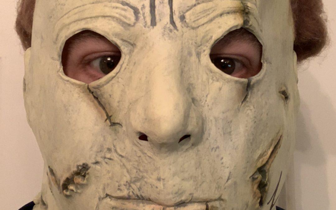 Signed Tyler Mane Halloween Michael Myers Replica Mask